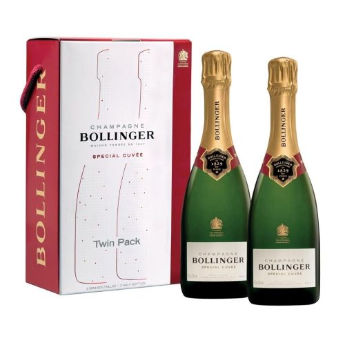Champagne Special Cuvée Twin Pack