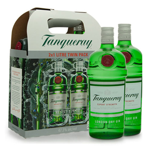 Tanqueray Twin Pack