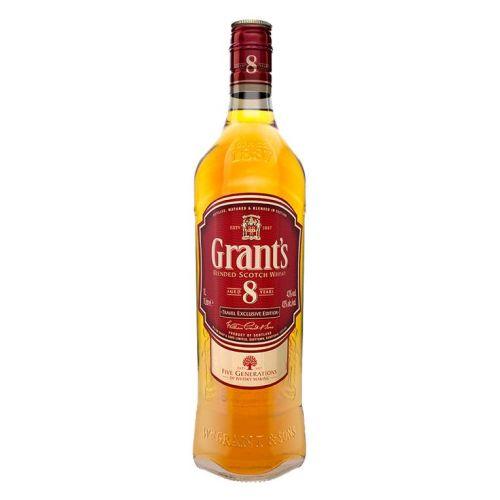 Grants 8 YO