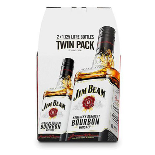 White Twin Pack
