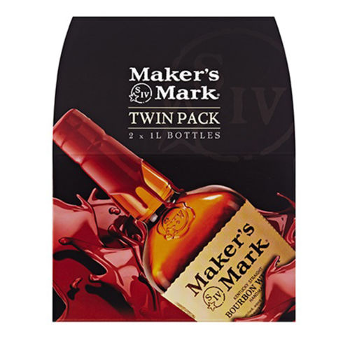 Bourbon Twin Pack