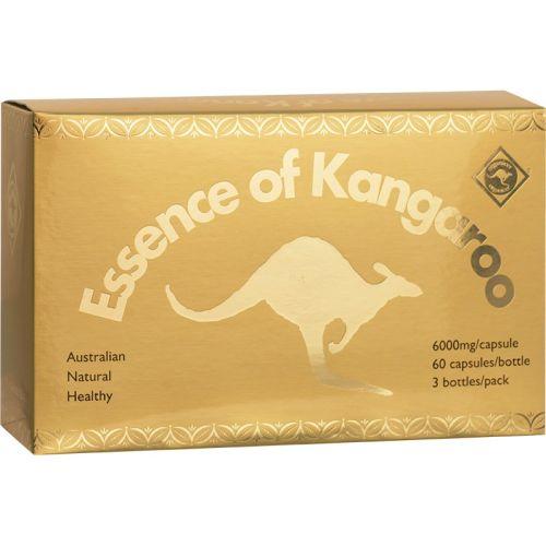 Essence of Kangaroo 60 Apos Sx3 Pack