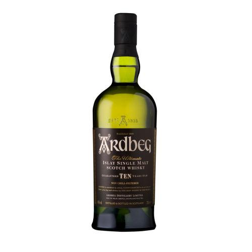 Single Malt 10 YO Scotch Whisky
