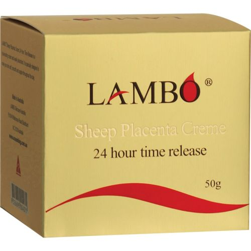 Sheep Placenta Cream 24h Time Release