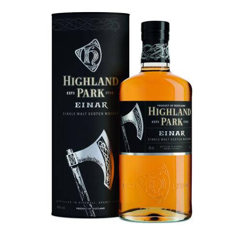 Einar Single Malt Scotch Whisky