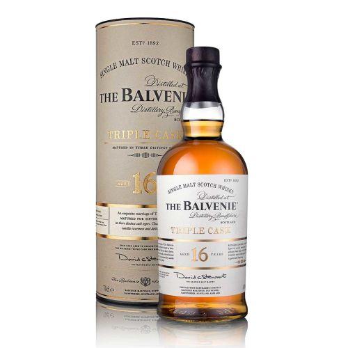 Triple Cask 16 YO Whisky