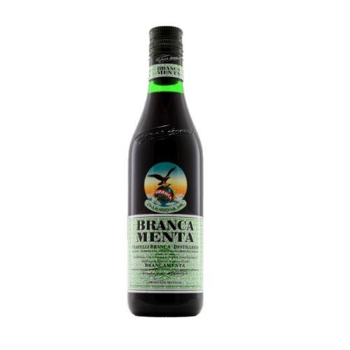 Fernet Branca Menta Herb Liqueur