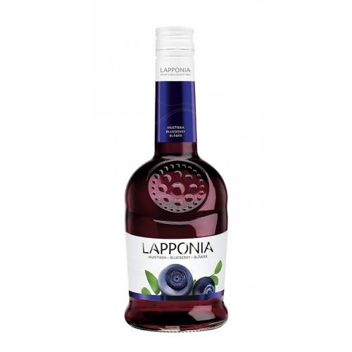 Blueberry Liqueur