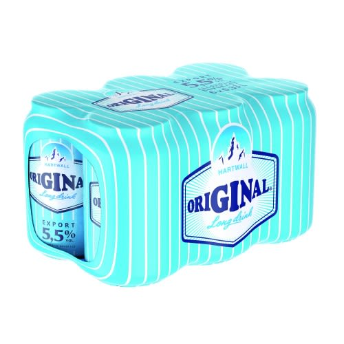 Original Long Drink Pack