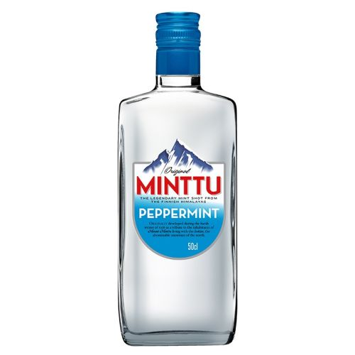 Minttu Peppermint Liqueur