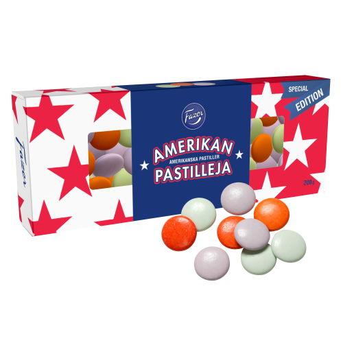Amerikan Pastillit