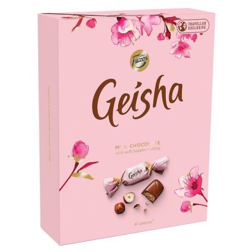 Geisha Milk Chocolates