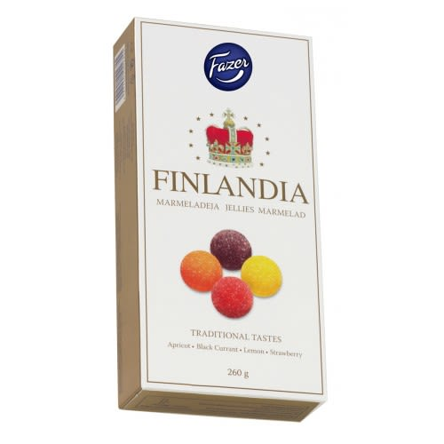 Finlandia-Marmeladikuulat