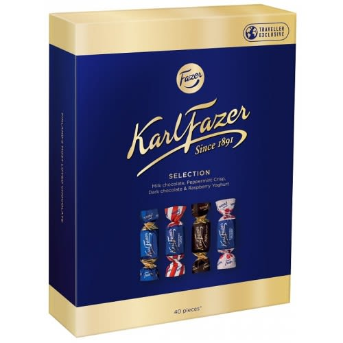 Box Fazer Selection