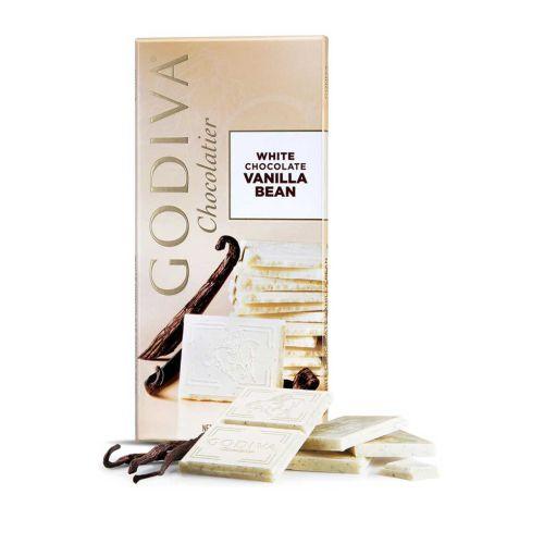 White Chocolate Vanilla Bean Tablet