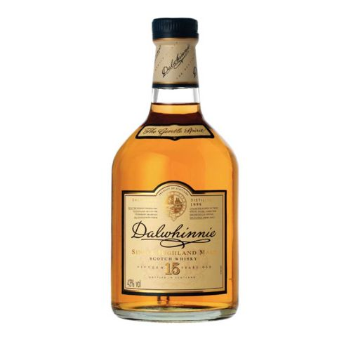 Dalwhinnie 15 YO Single Malt Scotch Whisky