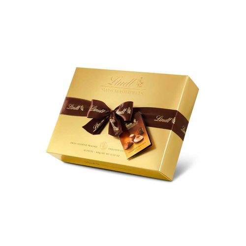 Lindt Assorted Swiss Masterpieces Box