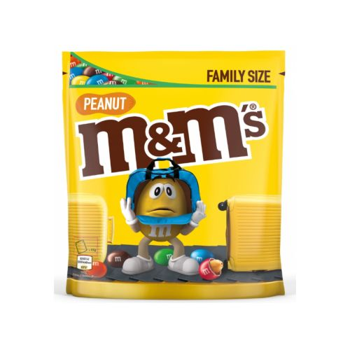 M&M'S Peanut Pouch