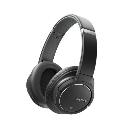 ZX770 Bluetooth Noise Cancelling Headphones Black