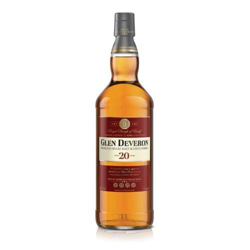 Glen Deveron Royal Burgh Selection 20 YO