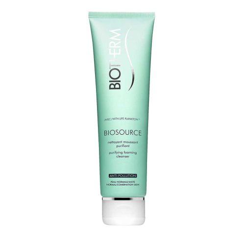 Biosource Foaming Cream for Normal Skin