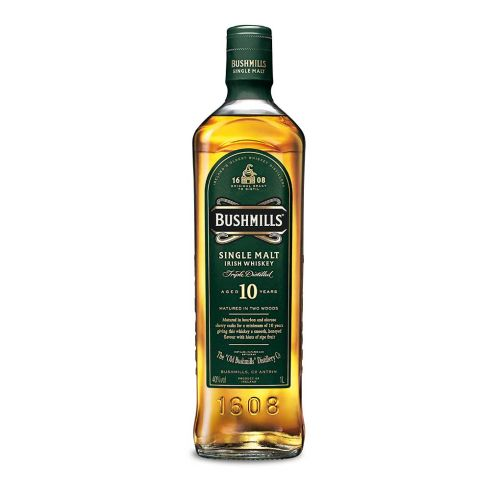 10 YO Single Malt Irish Whiskey