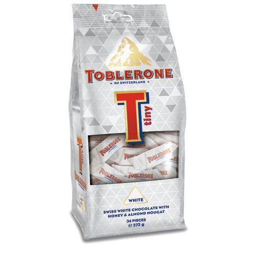 Toblerone Tiny Bag White