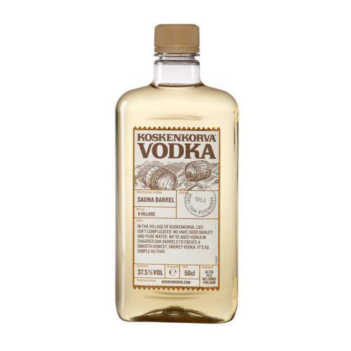 Sauna Barrel Vodka