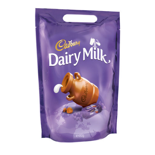 Dairy Milk Chunks Pouch