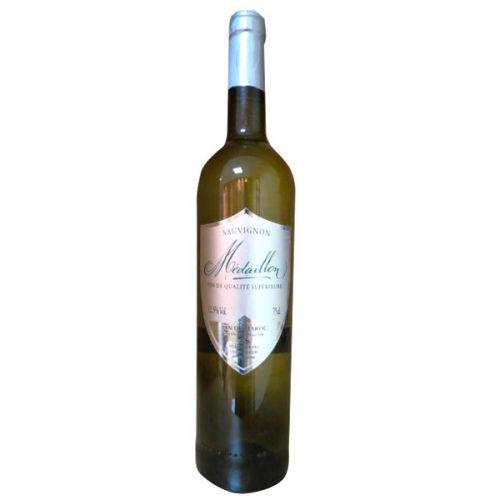 Medaillon Blanc
