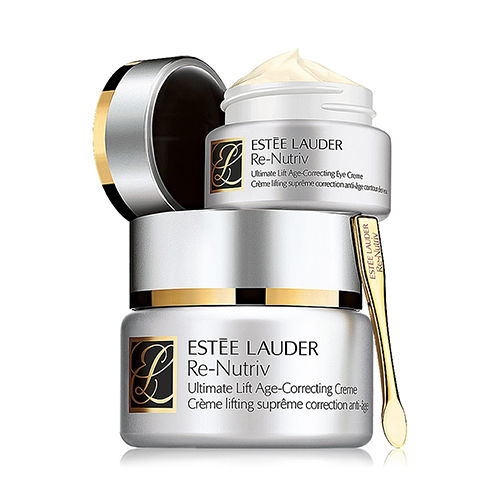 Re-Nutriv Ultimate Lift Age-Correcting Face and Eye Set