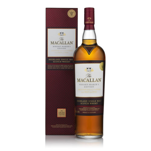 Whisky Maker's Edition