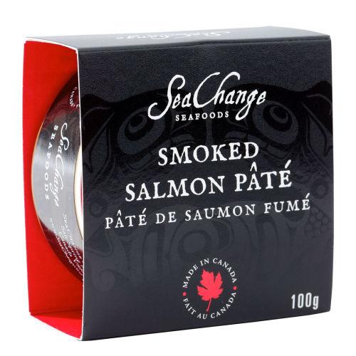 Smoked Salmon Pate Tin