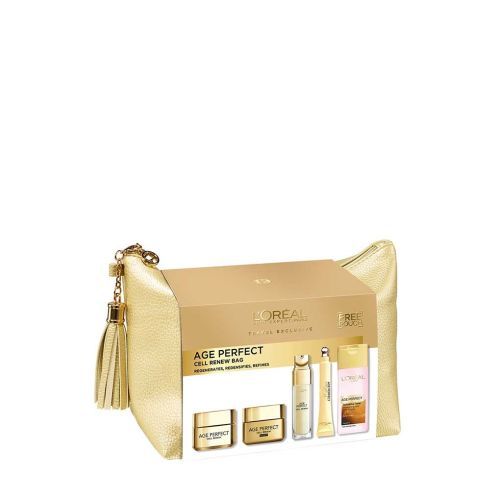 Age Perfect Cell Renew Bag Set
