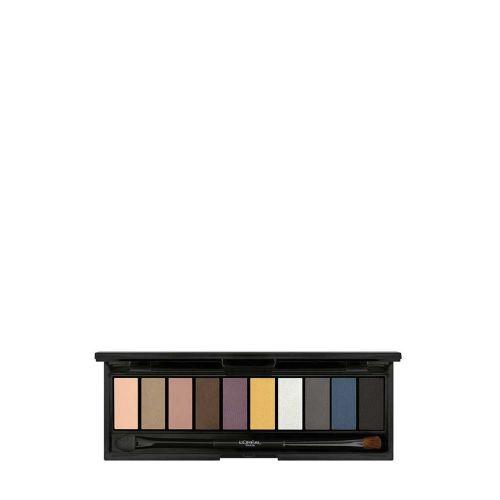 Color Riche La Palette Ombreé 01 Smoky Black
