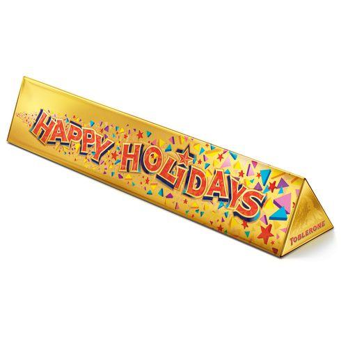 Milk Happy Holidays Bar