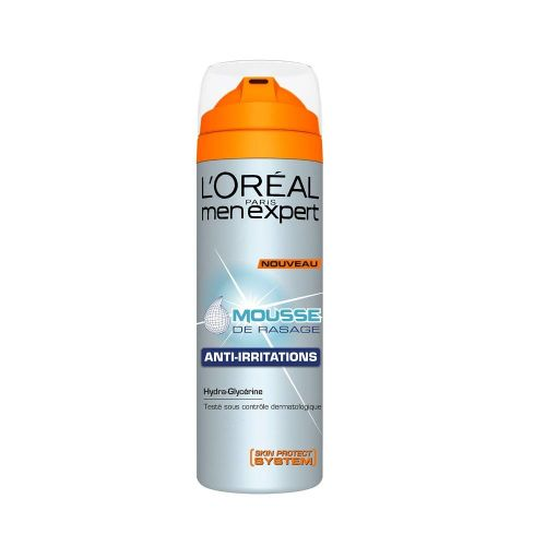 Men Expert Anti-Irritation Shaving Foam