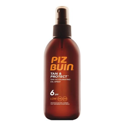 Tan Accelerating Oil Spray SPF6