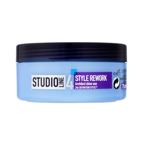 Studio Line Style Rework Wax