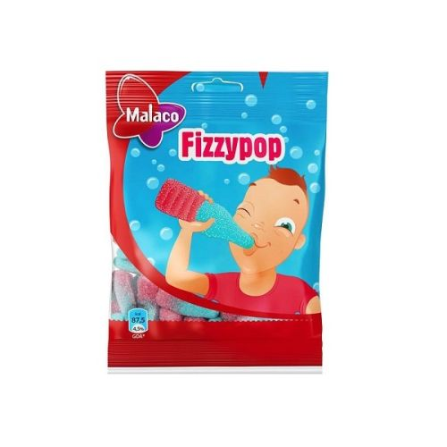 Malaco Large Bag Fizzypop