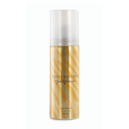 Gold Flower Deodorant spray