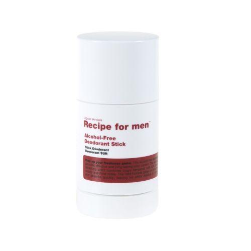 Recipe Deodorant Stick