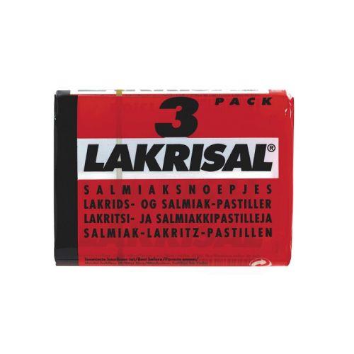 Lakrisal 10 Pack Tube