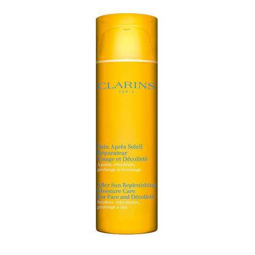 After-Sun Replenishing Moisture Care for Face and Décolleté