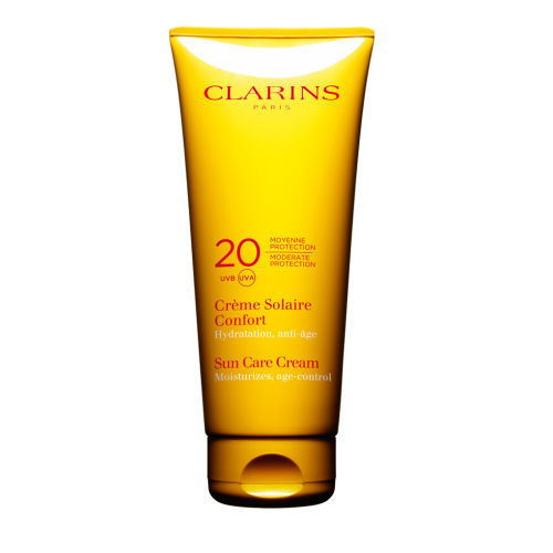 Sun Care Cream Moderate Protection UVB / UVA 20