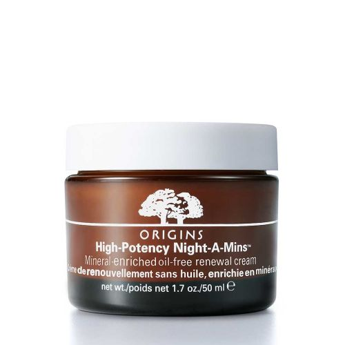 High Potency Night-A-Mins Mineral Enriched Oil-Free Renewal Cream