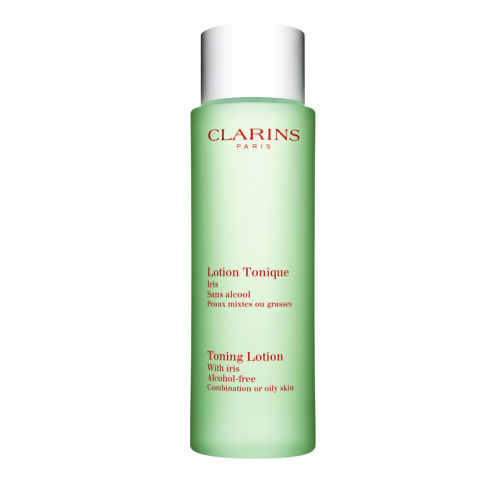 Toning Lotion with Iris Combination / Oily Skin