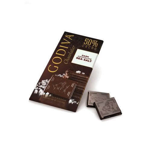 Dark Chocolate Seasalt Tablet