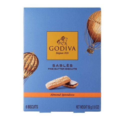 Almond Speculoos Sablés Biscuits