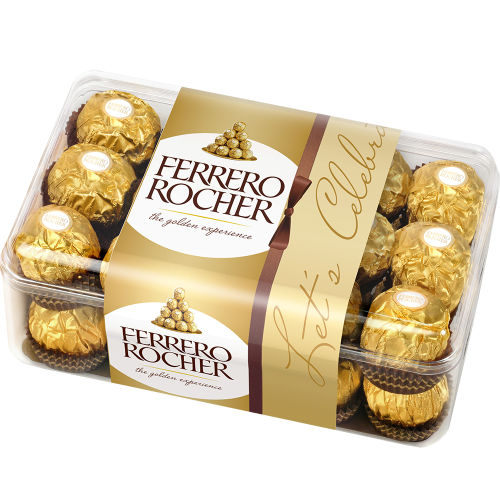 Box Ferrero Rocher